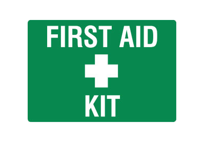 GEE001 FIRST AID KIT