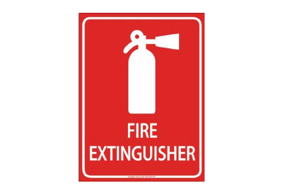 GEE004 FIRE EXTINGUISHER