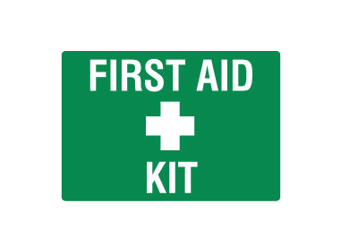 GEC006 FIRST AID KIT