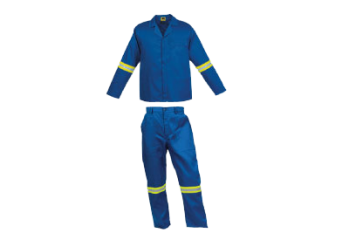 GFB002 2 PIECE COVERALL